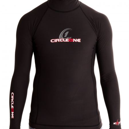 An image of the Circle One Men's Rash Guard.
