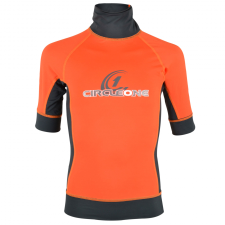 An image of the Circle One Kids Rash Vest.