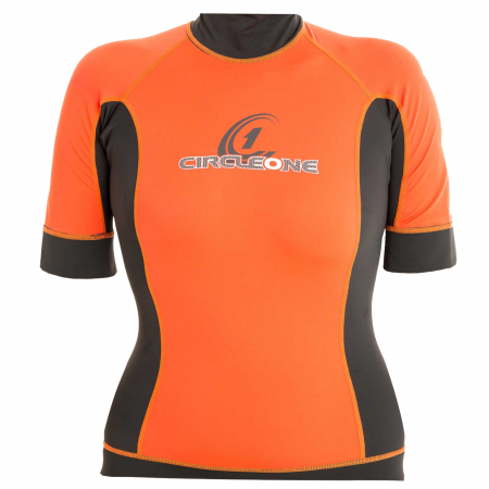 An image of the Circle One Women's Rash Vest.