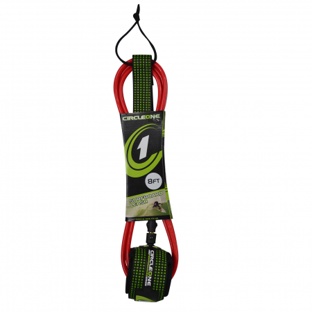 An image of the Circle One Surf Leash.