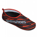 Adult Skinshoes Beach shoes in red.