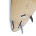 Circle One Bamboo Surfboard 710 Fins2