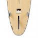 Circle One Bamboo Surfboard 710 Fins