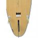 7ft-10inch-Bamboo-Surfboard-Bottom-Fins17