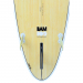 9ft-2inch-Bamboo-Surfboard-Bottom-Fins17