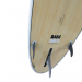 Circle One Bamboo Surfboard 96 Fins2