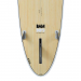 Circle One Bamboo Surfboard 96 Fins