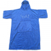 Shorelife-Light-Blue-bamboo-beach-poncho-adult-flat