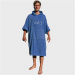 Shorelife-Dark-Blue-bamboo-poncho-adult