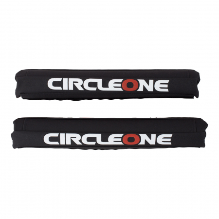 Circle One Roof Rack Pads Pair 48cm 19inch